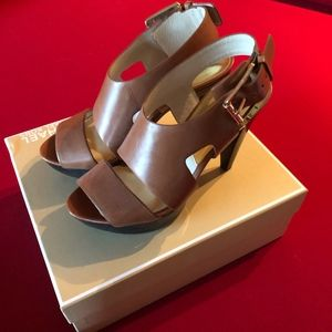 Michael Kors Platform Sandals Heels